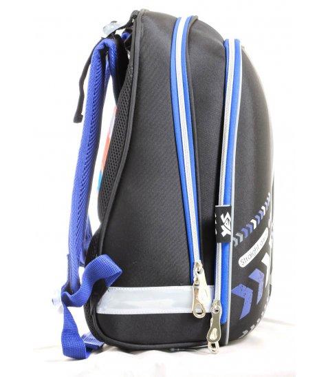 """Рюкзак шкільний каркасний YES  Н-12 """"Move"""", 36*32*17см - фото 4 з 9"""