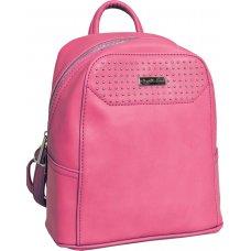 Сумка-рюкзак  YES, рожевий, 22*11*24см