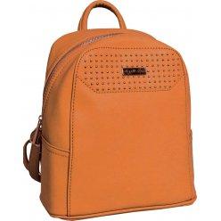 Сумка-рюкзак, помаранчева, 22 * 11 * 24см
