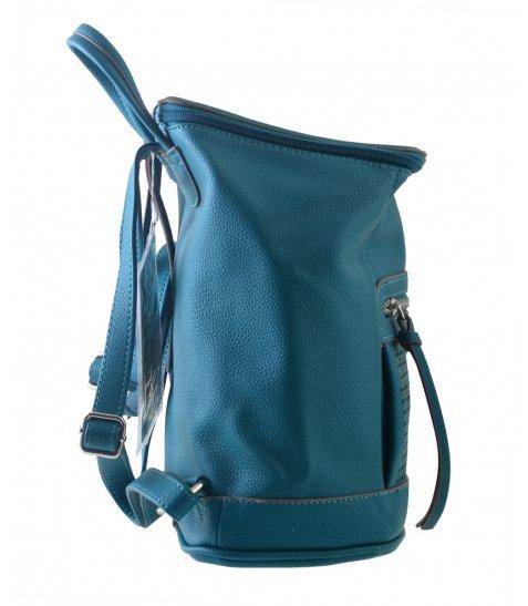 Сумка-рюкзак  YES, морская волна, 26*14*27см