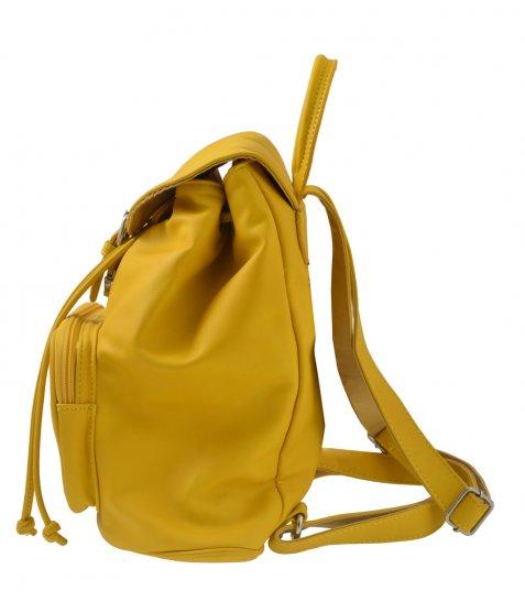 Сумка-рюкзак  YES, жовтий, 31*12*30см