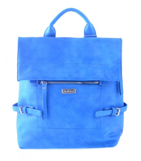 Сумка-рюкзак  YES, блакитний, 29*33*15см - фото 2 з 3