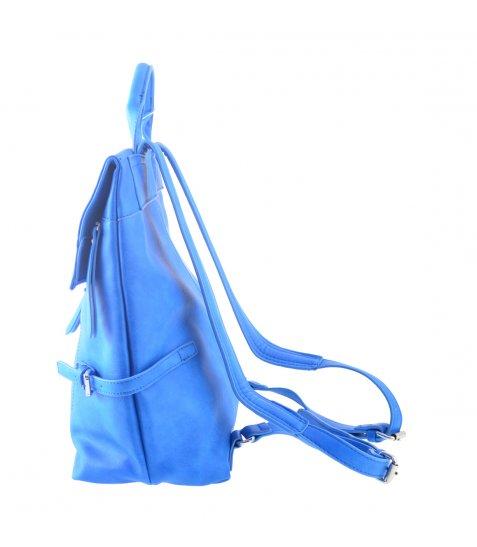 Сумка-рюкзак  YES, блакитний, 29*33*15см - фото 3 з 3