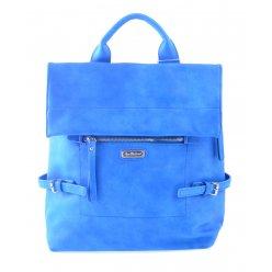 Сумка-рюкзак  YES, блакитний, 29*33*15см