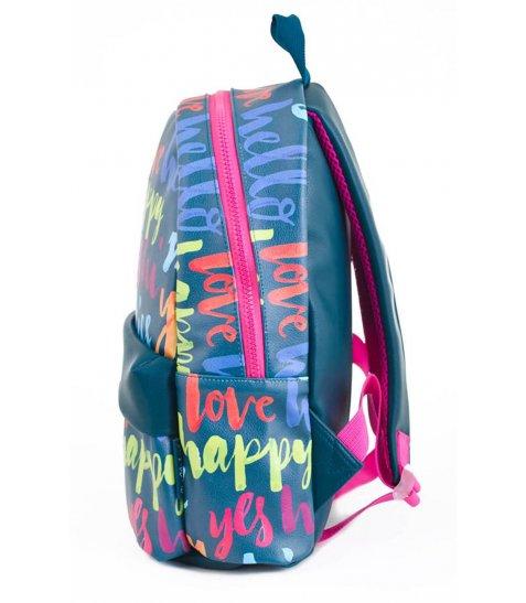 Рюкзак для підлітків YES ST-28 Happy love, 35*27*13 - фото 4 з 8