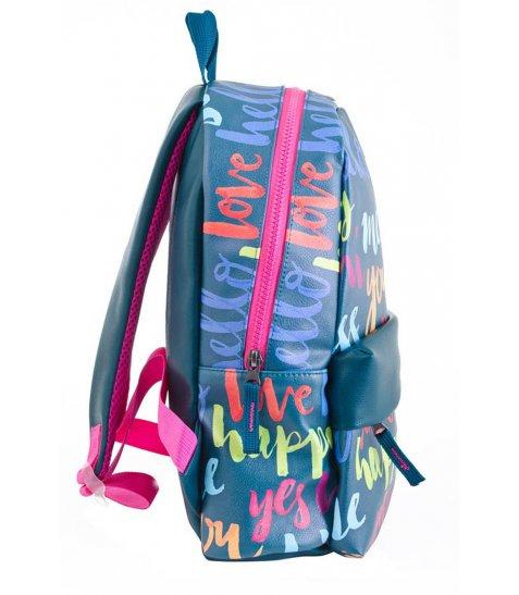 Рюкзак для підлітків YES ST-28 Happy love, 35*27*13 - фото 3 з 8