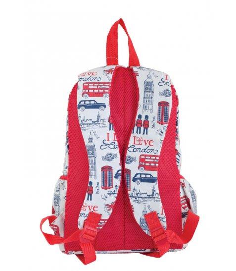 Рюкзак для підлітків YES  ST-15 London, 40*26.5*13 - фото 5 з 8