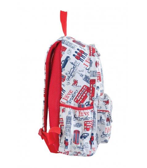 Рюкзак для підлітків YES  ST-15 London, 40*26.5*13 - фото 3 з 8