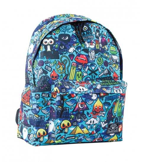 Рюкзак підлітковий ST-15 Crazy 14, 31*41*14