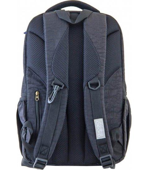 Рюкзак для підлітків YES  OX 194, чорний, 28.5*44.5*13.5 - фото 4 з 8