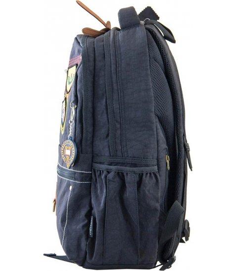 Рюкзак для підлітків YES  OX 194, чорний, 28.5*44.5*13.5 - фото 3 з 8