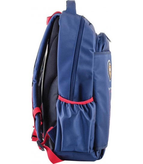 Рюкзак для підлітків YES  OX 302, синій, 30*47*14.5 - фото 5 з 8