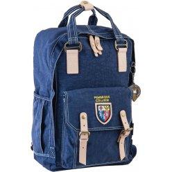 Рюкзак для підлітків YES  OX 195, синій, 27.5*42*12