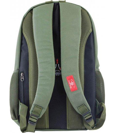 Рюкзак для підлітків YES  CA 080, зелений, 31*47*17 - фото 5 з 8