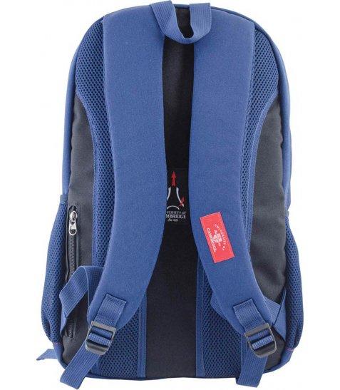 Рюкзак для підлітків YES  CA 080, синій, 31*47*17