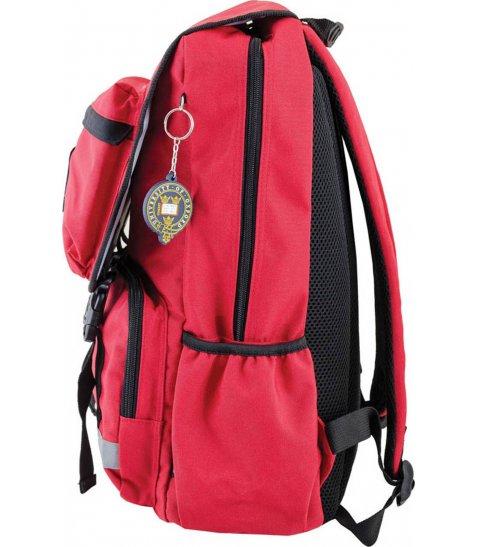 Рюкзак для підлітків YES  OX 228, червоний, 30*45*15