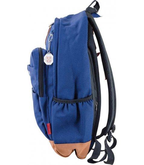 Рюкзак для підлітків YES  CA 083, синій, 29*47*17 - фото 3 з 8
