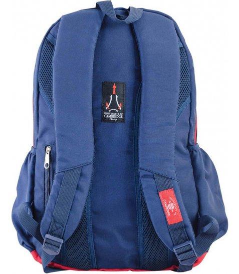 Рюкзак для підлітків YES  CA 102, синій, 31*47*16.5 - фото 3 з 8