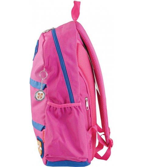 Рюкзак для підлітків YES  CA 102, рожевий, 31*47*16.5