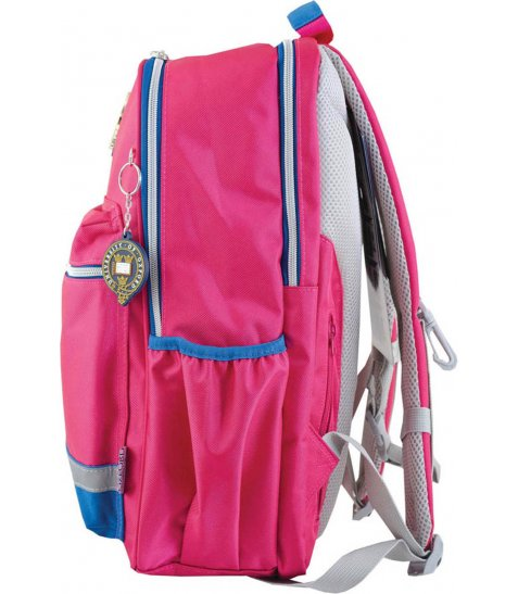 Рюкзак для підлітків YES  OX 329, червоний, 42*28*15 - фото 4 з 8