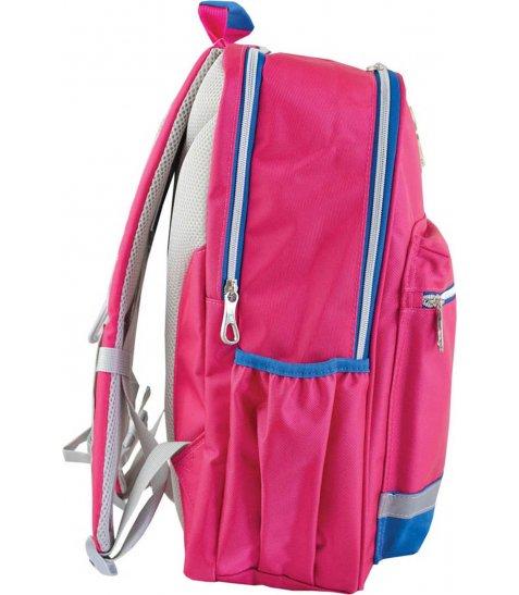 Рюкзак для підлітків YES  OX 329, червоний, 42*28*15 - фото 3 з 8