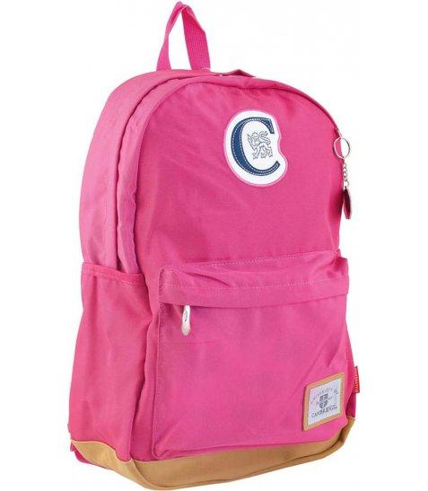 Рюкзак для підлітків YES  CA 087, рожевий, 30*47*14