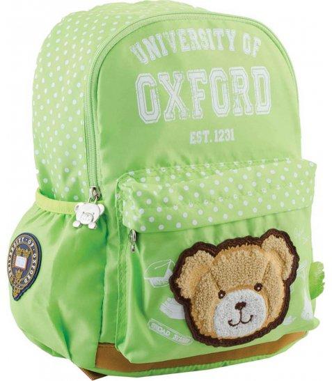Рюкзак дитячий OX-17, салатовий, 24.5*32.5*14 - фото 1 з 1