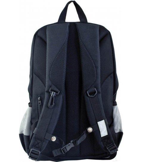 Рюкзак для підлітків YES  OX 316, чорний, 46.5*30.5*15.5 - фото 3 з 6