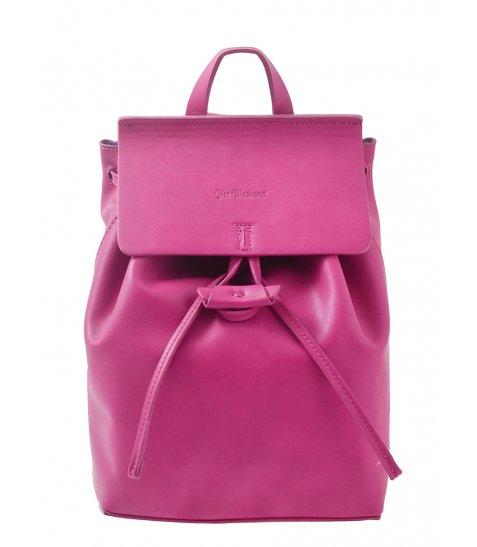 Сумка-рюкзак  YES, малиновий, 29*22*13.5