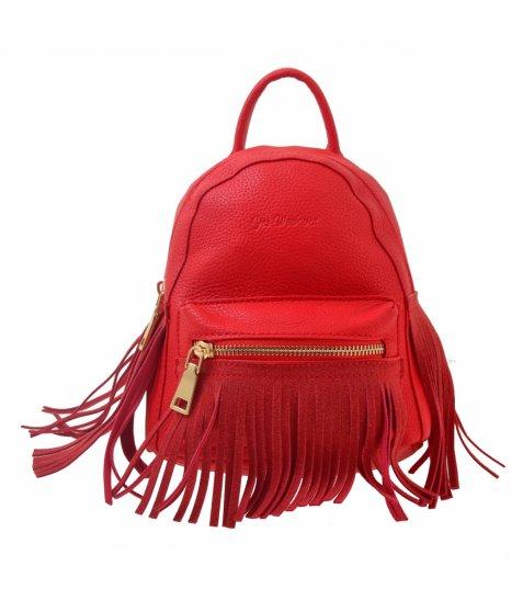 Сумка-рюкзак  YES, червоний, 19,5*17*13