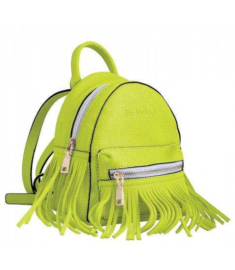 Сумка-рюкзак  YES, салатовий, 19.5*17*13 - фото 1 з 1