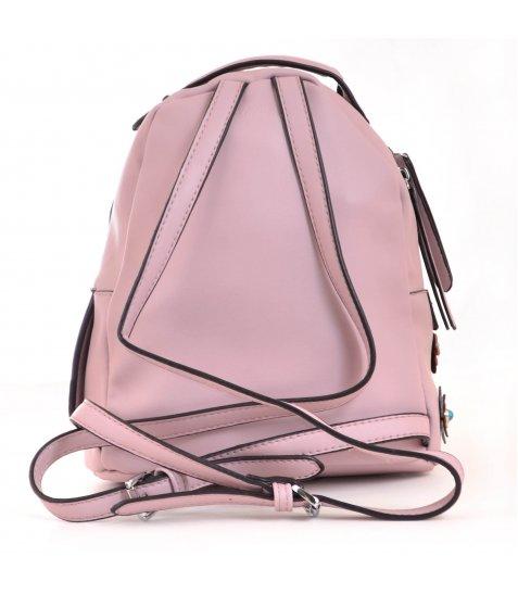 Сумка-рюкзак YES, світло-фіолетовий