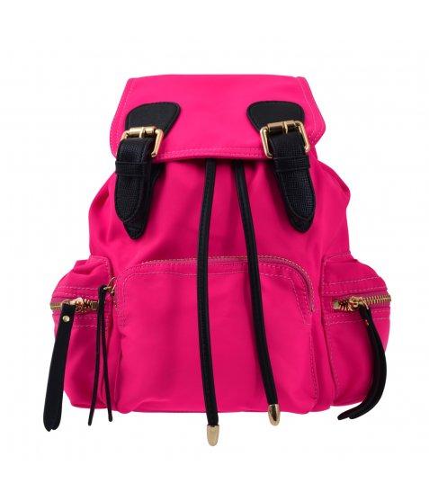 Сумка-рюкзак YES, яскраво-рожевий