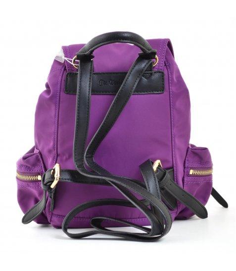 Сумка-рюкзак YES, пурпуровий