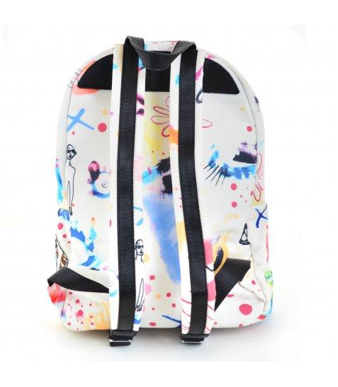 Сумка-рюкзак YES, білий
