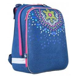 Рюкзак шкільний каркасний  YES  H-12 Mandala, 38*29*15
