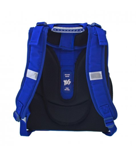 Рюкзак шкільний каркасний  YES  H-12 Oxford, 38*29*15