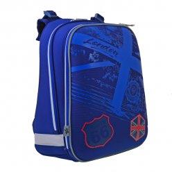 Рюкзак шкільний каркасний  YES  H-12 Route 66, 38*29*15