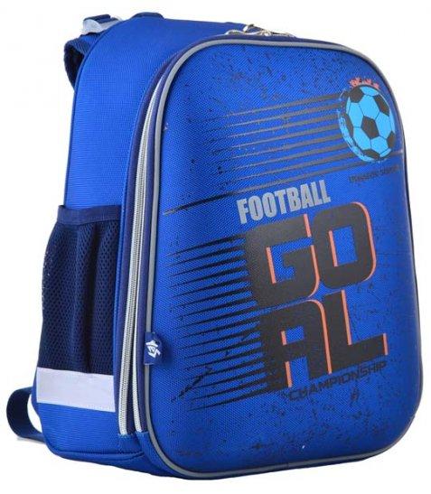 Рюкзак шкільний каркасний  YES  H-12-2 Football, 38*29*15