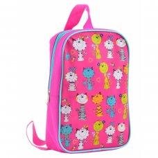 Children's backpack K-18  Kotomaniya, 24.5*17*6