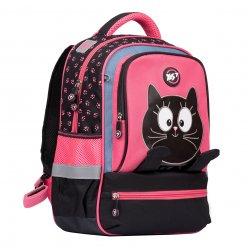 """Рюкзак шкільний YES S-59 """"Meow"""""""