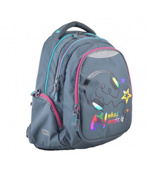 Рюкзак молодіжний YES  Т-22 Music, 45*31*15