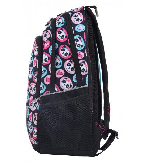 Рюкзак молодіжний YES  Т-26 Lavely pandas, 45*30*14