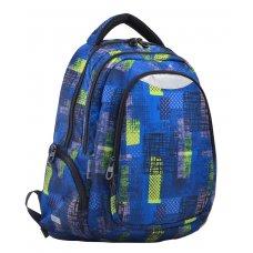 Рюкзак молодіжний YES  Т-22 Shape, 45*31*15