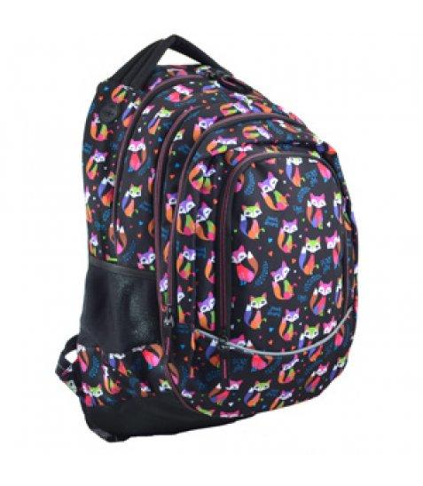 Рюкзак молодіжний YES  2в1 Т-40 Sly fox, 49*32*15.5
