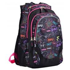 Рюкзак молодіжний YES  Т-27 OMG, 46*37*20