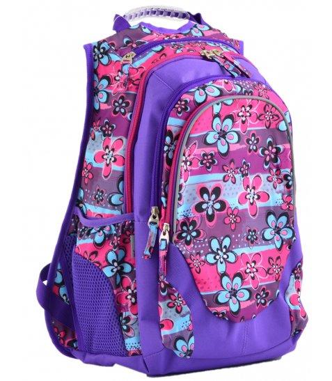 Рюкзак молодіжний YES  Т-27 Wildflowers, 46*37*20
