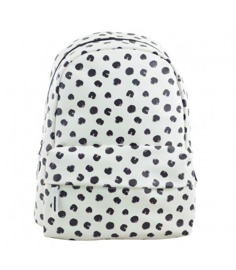 Рюкзак молодіжний  YES ST-28 Black dots, 34*24*13.5
