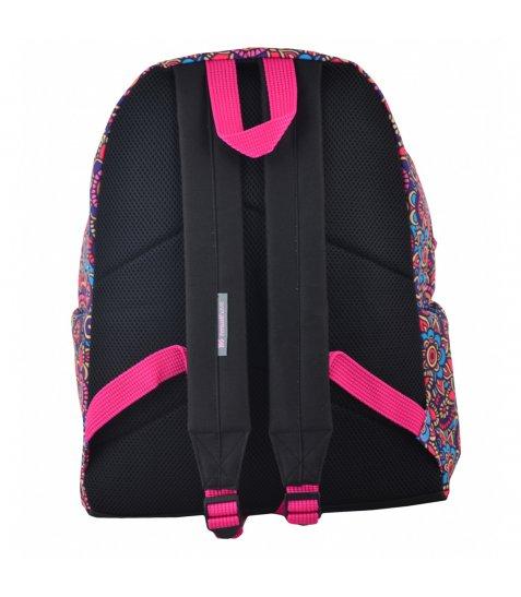 Рюкзак молодіжний YES  ST-17 Crazy Floral, 42*32*12