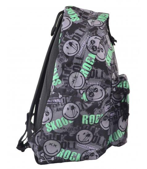 Рюкзак молодіжний YES  ST-17 Crazy rock, 42*32*12